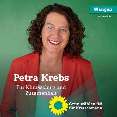 MdL Petra Krebs